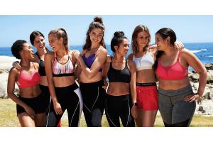 Αθλητικό σουτιέν: ο κατάλληλος τύπος για κάθε γυναίκα