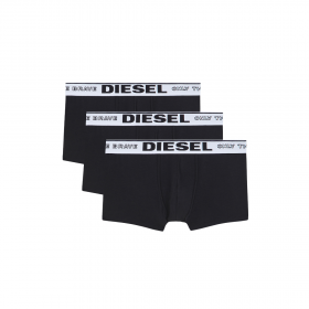 Diesel UMBX Damien 3pack Trunks Μαύρο