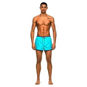 Diesel Bmbx Reef 30 Green Label Contrast Swim Shorts Βεραμάν