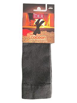 IDER Coccon Γυναικείο Τρουακάρ Ακρυλικό Soft Αδιάφανο Ανθρακί