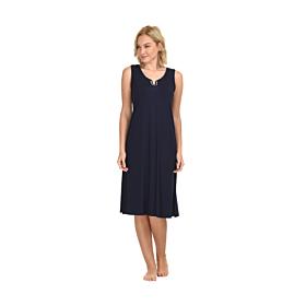 Primavera Γυναικείο Midi Φόρεμα Μπλέ Μαρίν