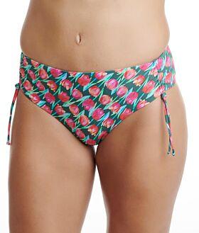 Erka Μαγιό Bikini Bottom Slip Tulip 30117 Χακί