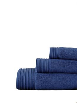 Nima Home Πετσέτα Χεριών Feel Fresh 40*60cm Μπλέ Μαρίν
