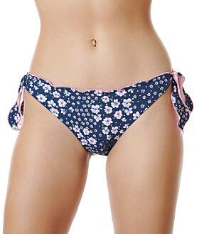 Erka Μαγιό Bikini Bottom Slip 55011 Μπλέ Μαρίν