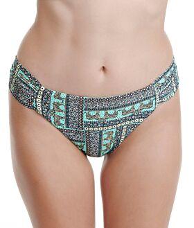 Erka Μαγιό Bikini Bottom Slip 55115 Εμπριμέ Βεραμάν
