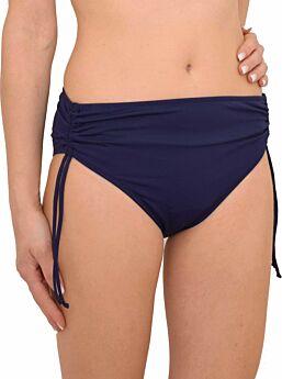 Erka Μαγιό Bikini Bottom Slip 65017 Μπλέ Μαρίν