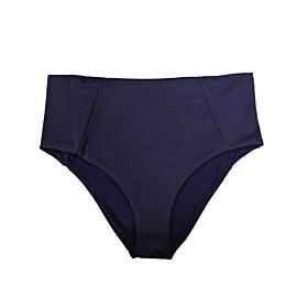 Erka Μαγιό Bikini Bottom Slip 65018 Μπλέ Μαρίν