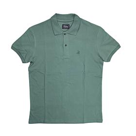 Paco & Co Polo T-Shirt Μονόχρωμο 85500 Μέντα