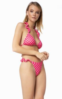 Minerva Morocco Tanga Hot Bikini Slip Bottom Φούξ