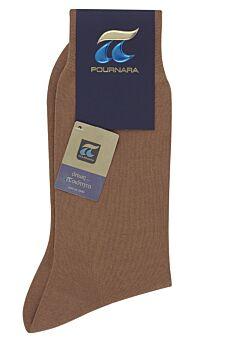 Πουρνάρα Ανδρική Κάλτσα Βαμβακερή Ταμπά 110