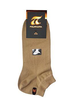 Πουρνάρα Αντρική κάλτσα Σοσόνι Μπέζ Μεσαίο 207