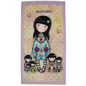 Santoro Gorjuss Seven Sisters Πετσέτα Θαλάσσης