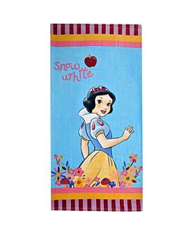 Stamion Πετσέτα Θαλάσσης Disney Princess Snow White 70*140cm Γαλάζιο