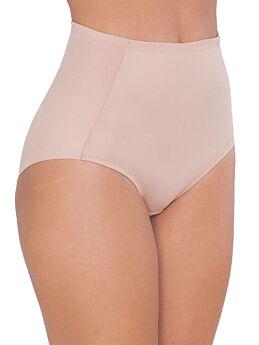Triumph Becca Extra High+Cotton Panty Λαστέξ Χωρίς Πόδι Μπεζ