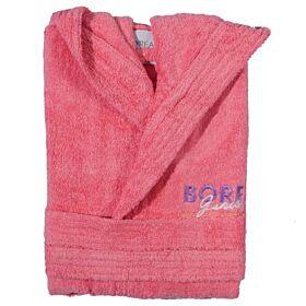 Borea Παιδικό/Εφηβικό Μπουρνούζι Junior No 8 Κοραλί
