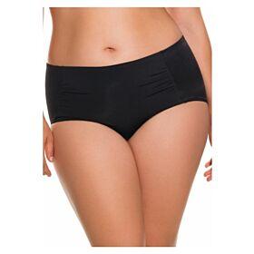 Dorina Fiji-2 Curves Bikini Hipster Μαγιό Bikini Bottom Μαύρο