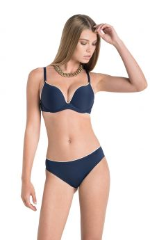 Luna Miracle One Molded Push-Up Σουτιέν Μπλέ