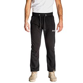 Paco Aνδρικό Παντελόνι Φούτερ Μαύρο