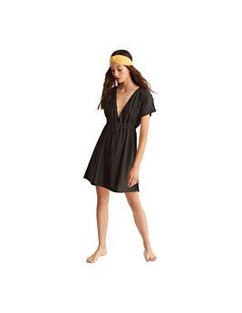 Promise Γυναικείο Φόρεμα Μαύρο
