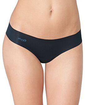 Sloggi Woman Zero Modal H Hipstring Μαύρο-Μαύρο 2τεμ