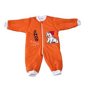 Tender Βρεφικός Υπνόσακος Unisex Γάτα Πορτοκαλί