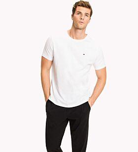 Tommy Hilfiger T-Shirt Cotton Λευκό